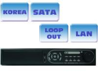 4-channel MPEG4 DVR